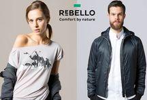 Re-Bello - Donna - Collezione AI 2017/18 / Nuova collezione abbigliamento donna Re-Bello autunno inverno 2017/18 - abbigliamento biologico, ecosostenibile, ipoallergenico, ecologico