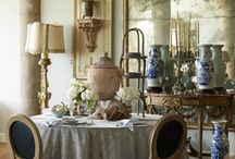 Dining rooms / by Stacey Seidl