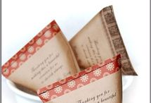 Wrapping - Favors - Ideas