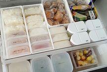 일본 냉장고수납