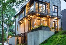 Архитектура - дома