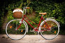 Vintage Bringa- CHERRY / vintage bicycle design- Budapest www.vintagebringa.hu