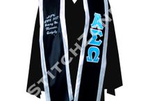 Alpha Sigma Omega Sorority / Hoodies , Zip-ups, Stoles and much more..