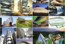 Collages de Arquitectura / Las mejores imágenes de la noticias de arquitectura y construcción.
