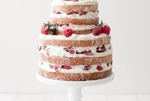 Naked cakes