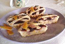 crostate e crostatine / crostate con varii tipi di frolla 8all'olio, etc.)
