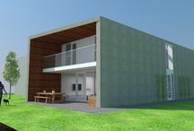 Modern housing / A selection of our housing projects.