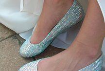 Туфли стразы бусины