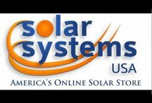 Solar PhotoVoltaics / by Larry Cassis