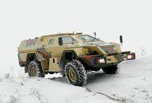 fighter truck