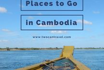 Cambodia Travel Guides and Tips