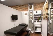 tattoo salons