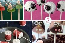 Cake pops / by Cindy Bonfiglio Andersen