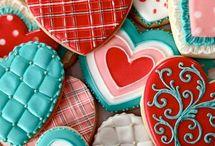 Cookie Inspiration ~ Valentines