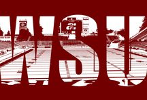 GO COUGS! / by Andrea Benn