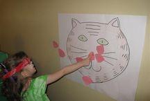 Cat party ideas