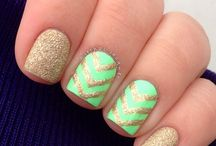 Nail designs  / by Kelly Carson