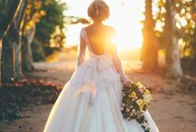 Gorgeous Gowns / Gorgeous Wedding Gowns fit for a Ballroom princess