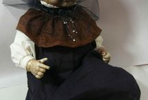 Creepy Dolls / by Earlene Gibbons-Hillenbrand
