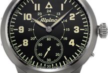 "Pilot Watches / We at Jura watches have put together our ""Top 10 Pilots Watches"" for you.   Pilots watches are one of the most distinctive types of fine mechanical timepieces. Pilots watches are often worn, not only by professional pilots, but also by frequent flyers, travellers, and business men alike.  The Jura Watches Team."