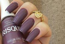 Esmaltes! / Decoração de unhas e cores de esmaltes.