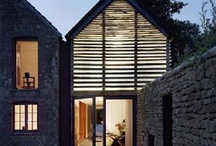Ideas for Isidore / Decoration ideas for a converted barn self catering cottage in Brittany...