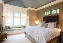 Master Bedroom Sanctuary / by Kayla Peterson