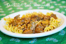 crock pot meals / by sally skeels