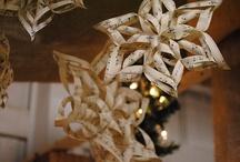 Christmas decor ideas / by Stephanie Tarter