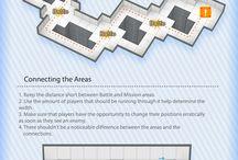 Games - level art/design