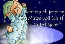 Gute nacht grüße