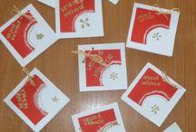 Zima, Vánoce / Děti, výrobky