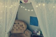 Dorm ideas / by Stacey
