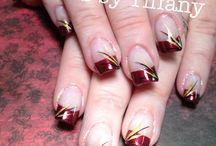 Nail Designs / by Roberta Saddler-Horn