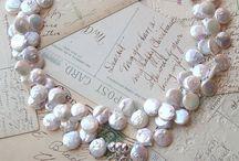 Fresh water pearls