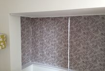 Roman Blinds / Pictures if Roman Blinds I've fitted