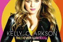 Kelly Clarkson / by Kylie Walters