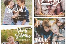 Photography Pricing Templates