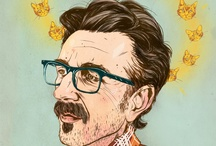 Live Comedy Show with Marc Maron 2014 / Some of the stellar stuff we've got planned for our 14th Annual! / by Nevada City Film Fest