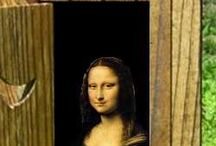 Mona Lisas / Alternative  Giocondas.