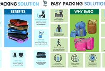 RFID Travel Money Security Bags / Your all the time easy access travel  wallet with RFID security