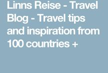 Linns Reise - Travel blog