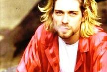 Nirvana # Kurt Cobain