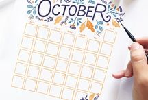 Calendars and planning