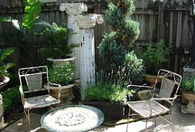decks and patios / by Amy Kirby