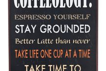 Coffee .....  lots of lots of ....  Coffee / Morning Coffee at Best