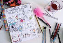 Notebook inspiration