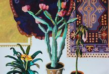 Paintings With Rugs