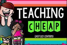 Teaching / by Jenna Swallow