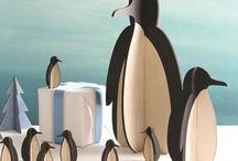 Kids Party Theme: Penguin Party
